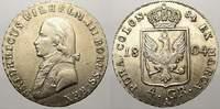 4 Groschen (1/6 Taler) 1804  A Brandenburg-Preußen Friedrich Wilhelm II... 251.70 US$ 220,00 EUR  +  11.44 US$ shipping