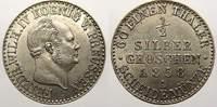 1/2 Silbergroschen 1858  A Brandenburg-Preußen Friedrich Wilhelm IV. 18... 108.69 US$ 95,00 EUR  +  11.44 US$ shipping