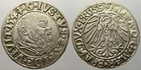 Groschen 1544 Preußen, Herzogtum (Ostpreußen) Albrecht von Brandenburg ... 68.65 US$ 60,00 EUR  +  11.44 US$ shipping