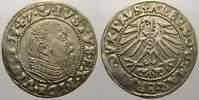 Groschen 1547 Preußen, Herzogtum (Ostpreußen) Albrecht von Brandenburg ... 143.01 US$ 125,00 EUR  +  11.44 US$ shipping