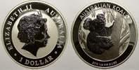 1 Dollar (Koala) 2013 Australien Elizabeth II. seit 1952. Stempelglanz  30,00 EUR  zzgl. 5,00 EUR Versand