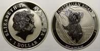 1 Dollar 2015 Australien Elizabeth II. seit 1952. Stempelglanz  25,00 EUR  zzgl. 5,00 EUR Versand