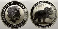 1 Dollar 2016 Australien Elizabeth II. seit 1952. Stempelglanz  25,00 EUR  zzgl. 5,00 EUR Versand