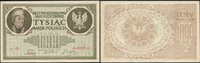 1000 Marek Polskich 17.05.1919 Polen Republik Polen 1919-1939. II  114.41 US$ 100,00 EUR  +  11.44 US$ shipping