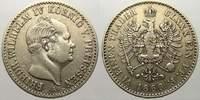 1/6 Taler 1860  A Brandenburg-Preußen Friedrich Wilhelm IV. 1840-1861. ... 200,00 EUR  zzgl. 5,00 EUR Versand