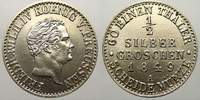 1/2 Silbergroschen 1849  A Brandenburg-Preußen Friedrich Wilhelm IV. 18... 75,00 EUR  zzgl. 5,00 EUR Versand