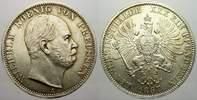 Vereinstaler 1867  A Brandenburg-Preußen Wilhelm I. 1861-1888. Vorzügli... 120,00 EUR  zzgl. 5,00 EUR Versand