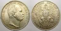 Vereinstaler 1870  A Brandenburg-Preußen Wilhelm I. 1861-1888. Fast ste... 140,00 EUR  zzgl. 5,00 EUR Versand