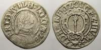 1/24 Taler (Groschen) 1655 Brandenburg-Preußen Friedrich Wilhelm, der G... 125,00 EUR  zzgl. 5,00 EUR Versand