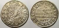 1/24 Taler (Groschen) 1679  LC Brandenburg-Preußen Friedrich Wilhelm, d... 75,00 EUR  zzgl. 5,00 EUR Versand