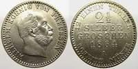 2 1/2 Silbergroschen 1864  A Brandenburg-Preußen Wilhelm I. 1861-1888. ... 40,00 EUR  zzgl. 5,00 EUR Versand
