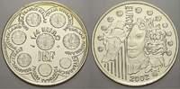 1/4 Euro 2002 Frankreich  Stempelglanz  15,00 EUR  zzgl. 5,00 EUR Versand