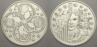 1/4 Euro 2003 Frankreich  Stempelglanz  15,00 EUR  zzgl. 5,00 EUR Versand