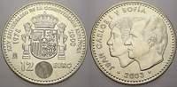 12 Euro 2002 Spanien  Stempelglanz  19,00 EUR  zzgl. 5,00 EUR Versand