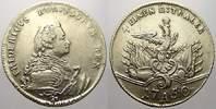 1/4 Taler 1750  A Brandenburg-Preußen Friedrich II. 1740-1786. Attrakti... 195,00 EUR  +  5,00 EUR shipping