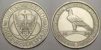 3 Reichsmark 1930  J Weimarer Republik  Min. berieben, gutes vorzüglich  45,00 EUR  zzgl. 5,00 EUR Versand