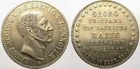 Taler 1843  S Braunschweig-Calenberg-Hannover Ernst August 1837-1851. S... 425,00 EUR free shipping