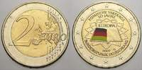 2 Euro (Farbe, coloriert) 2007  G Deutschland  Min, berieben, unzirkuli... 6,00 EUR  +  5,00 EUR shipping