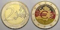 2 Euro (Farbe, coloriert) 2012  F Deutschland  unzirkuliert  8,00 EUR  zzgl. 5,00 EUR Versand