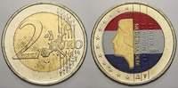 2 Euro (Farbe, coloriert) 2009 Niederlande  unzirkuliert  8,00 EUR  +  5,00 EUR shipping