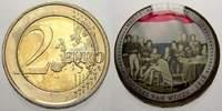 2 Euro 1815 Niederlande  unzirkuliert  8,00 EUR  zzgl. 5,00 EUR Versand