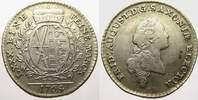 1/6 Taler (1/8 Konventionstaler) 1764 Sachsen-Albertinische Linie Fried... 110,00 EUR  zzgl. 5,00 EUR Versand