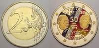 2 Euro (Farbe, coloriert) 2013 Frankreich  unzirkuliert  8,00 EUR  zzgl. 5,00 EUR Versand