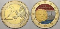 2 Euro (Farbe, coloriert) 2012 Luxemburg  unzirkuliert  8,00 EUR  zzgl. 5,00 EUR Versand