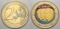 2 Euro (Farbe, coloriert) 2011 Luxemburg  unzirkuliert  8,00 EUR  +  5,00 EUR shipping