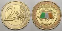 2 Euro (Farbe, coloriert) 2007 Irland  Vorzüglich  5,00 EUR  Excl. 5,00 EUR Verzending
