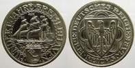 3 Reichsmark 1927  A Weimarer Republik  Polierte Platte  595,00 EUR kostenloser Versand
