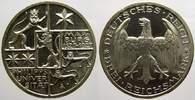 3 Reichsmark 1927  A Weimarer Republik  Polierte Platte  345,00 EUR kostenloser Versand