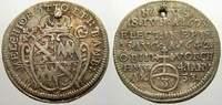 Sterbegroschen 1653 Bamberg, Bistum Melchior Otto Voit von Salzburg 164... 150,00 EUR  Excl. 5,00 EUR Verzending