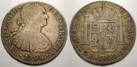 8 Reales 1794  FM Mexiko Carlos IV. 1789-1808. Sehr schön  105.44 US$ 95,00 EUR  +  11.10 US$ shipping