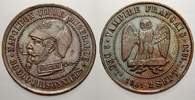 Bronzemedaille 1870 Frankreich Napoleon III. 1852-1870. Kleine Randuneb... 50,00 EUR  +  5,00 EUR shipping
