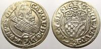3 Kreuzer 1616 Schlesien-Münsterberg-Öls Karl II. 1587-1617. Sehr schön... 3203 руб 45,00 EUR  +  712 руб shipping
