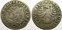 Groschen 1530 Preußen (Westpreußen) Sigismund I. 1506-1548. Sehr schön  3558 руб 50,00 EUR  +  712 руб shipping