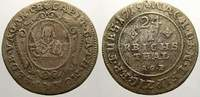 1/24 Taler (Groschen) 1719  M Münster, Bistum Sedisvakanz 1719. Selten.... 3203 руб 45,00 EUR  +  712 руб shipping