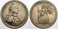 Silbermedaille 1745 Haus Habsburg Franz I. 1745-1765. Winz. Kratzer. Fa... 295,00 EUR kostenloser Versand