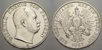 Taler 1867  A Brandenburg-Preußen Wilhelm I. 1861-1888. Fast stempelgla... 140,00 EUR  zzgl. 5,00 EUR Versand