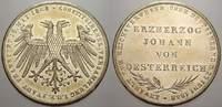 Doppelgulden 1848 Frankfurt, Stadt  Min. berieben, fast vorzüglich  100,00 EUR  zzgl. 5,00 EUR Versand
