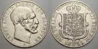 Ausbeutetaler 1851  B Braunschweig-Calenberg-Hannover Ernst August 1837... 135,00 EUR  zzgl. 5,00 EUR Versand
