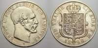 Taler 1848  B Braunschweig-Calenberg-Hannover Ernst August 1837-1851. S... 110,00 EUR  +  5,00 EUR shipping