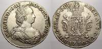 1/2 Dukaton 1750 Haus Habsburg Maria Theresia 1740-1780. Vorzüglich  325,00 EUR free shipping