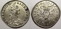 Kreuzer 1746 Haus Habsburg Maria Theresia 1740-1780. Fast stempelglanz  150,00 EUR  zzgl. 5,00 EUR Versand