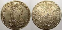 6 Kreuzer 1745 Haus Habsburg Maria Theresia 1740-1780. Winz. Schrötling... 75,00 EUR  zzgl. 5,00 EUR Versand