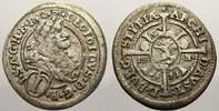 Kreuzer 1691 Haus Habsburg Leopold I. 1658-1705. Sehr schön+  75,00 EUR  + 5,00 EUR frais d'envoi