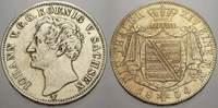 Taler 1854  F Sachsen-Albertinische Linie Friedrich August II. 1836-185... 7828 руб 110,00 EUR  +  712 руб shipping
