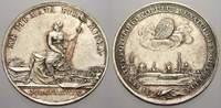 Silbermedaille 1785 Niederlande  Sehr schön-vorzüglich  6049 руб 85,00 EUR  +  712 руб shipping