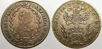 20 Kreuzer 1778  E Haus Habsburg Josef II. als Mitregent 1765-1780. Seh... 50,00 EUR  zzgl. 5,00 EUR Versand